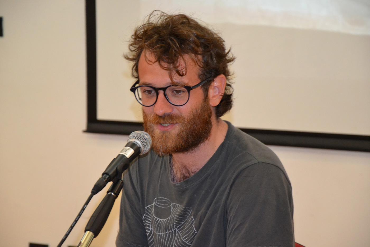 Nicolò Giraldi ospite alla Comunità degli Italiani «Pino Budicin»