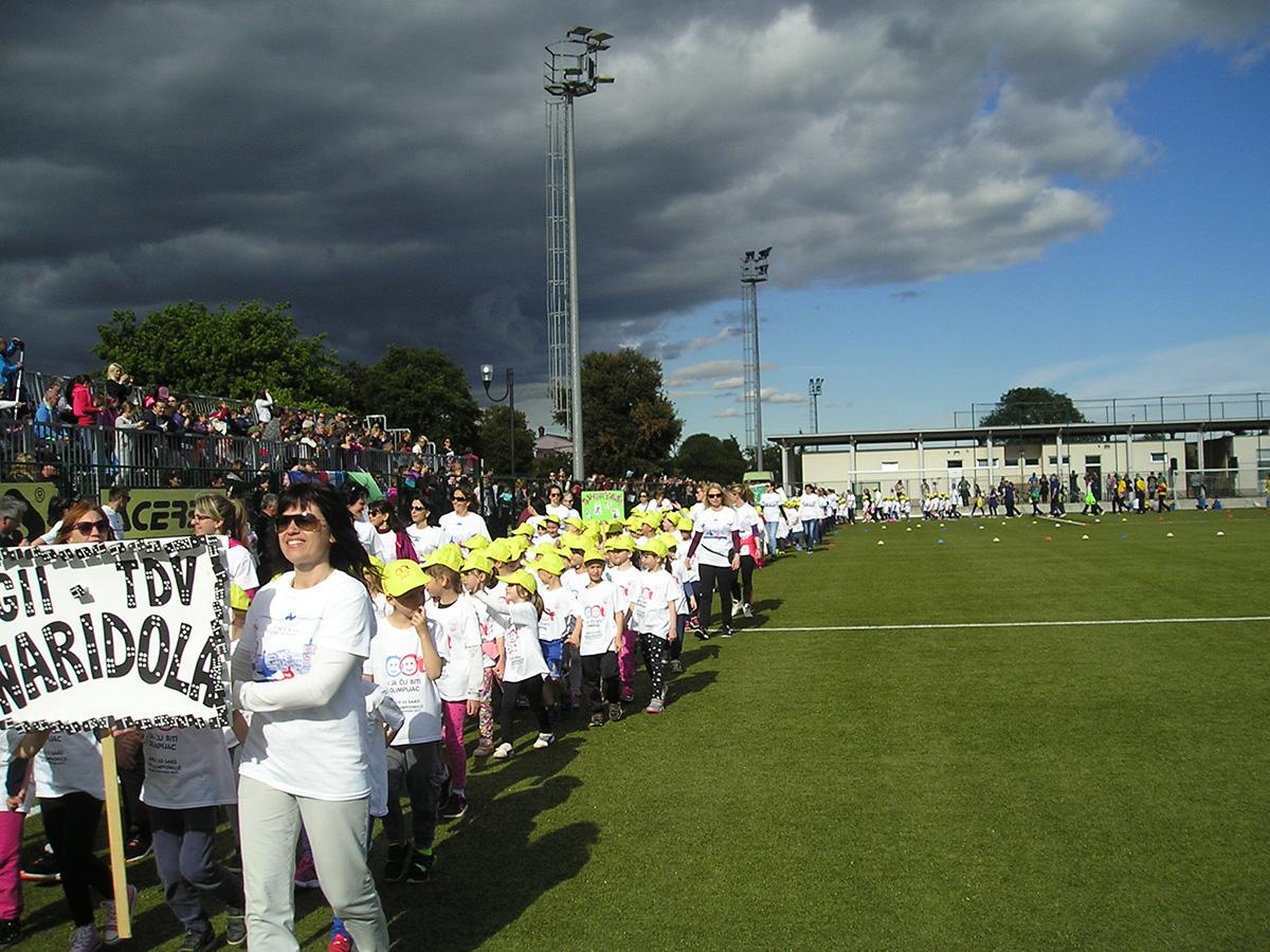 Festival olimpionico degli asili del rovignese