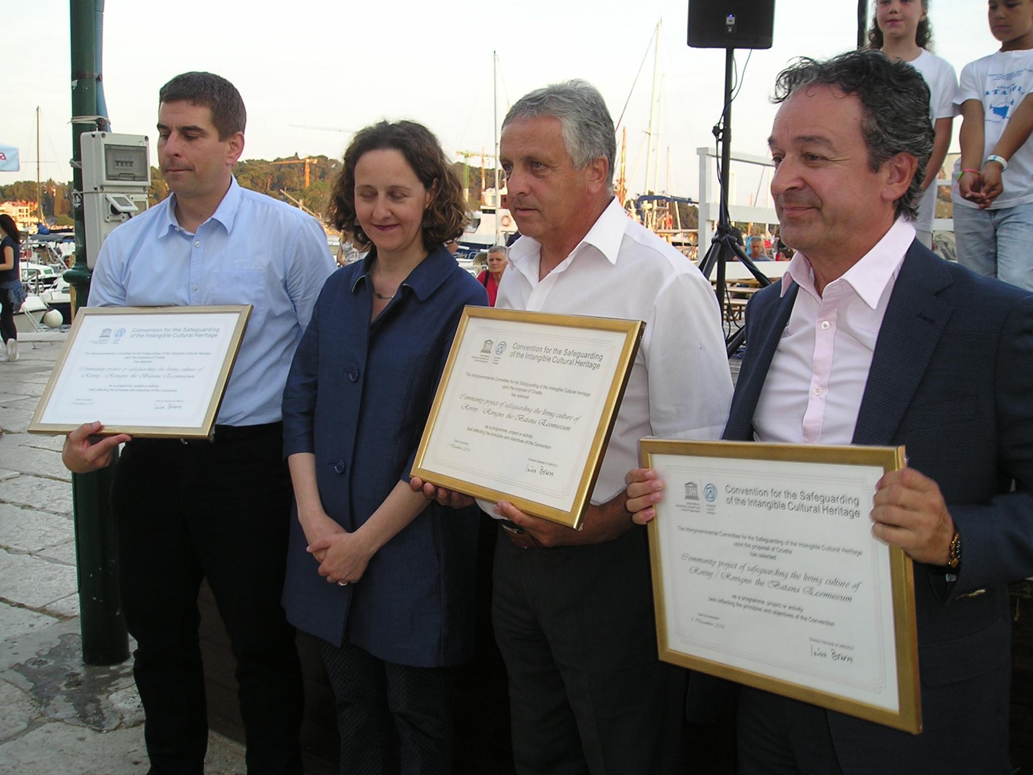BATANA U UNESCO-vom REGISTRU SVJETSKE KULTURNE BAŠTINE