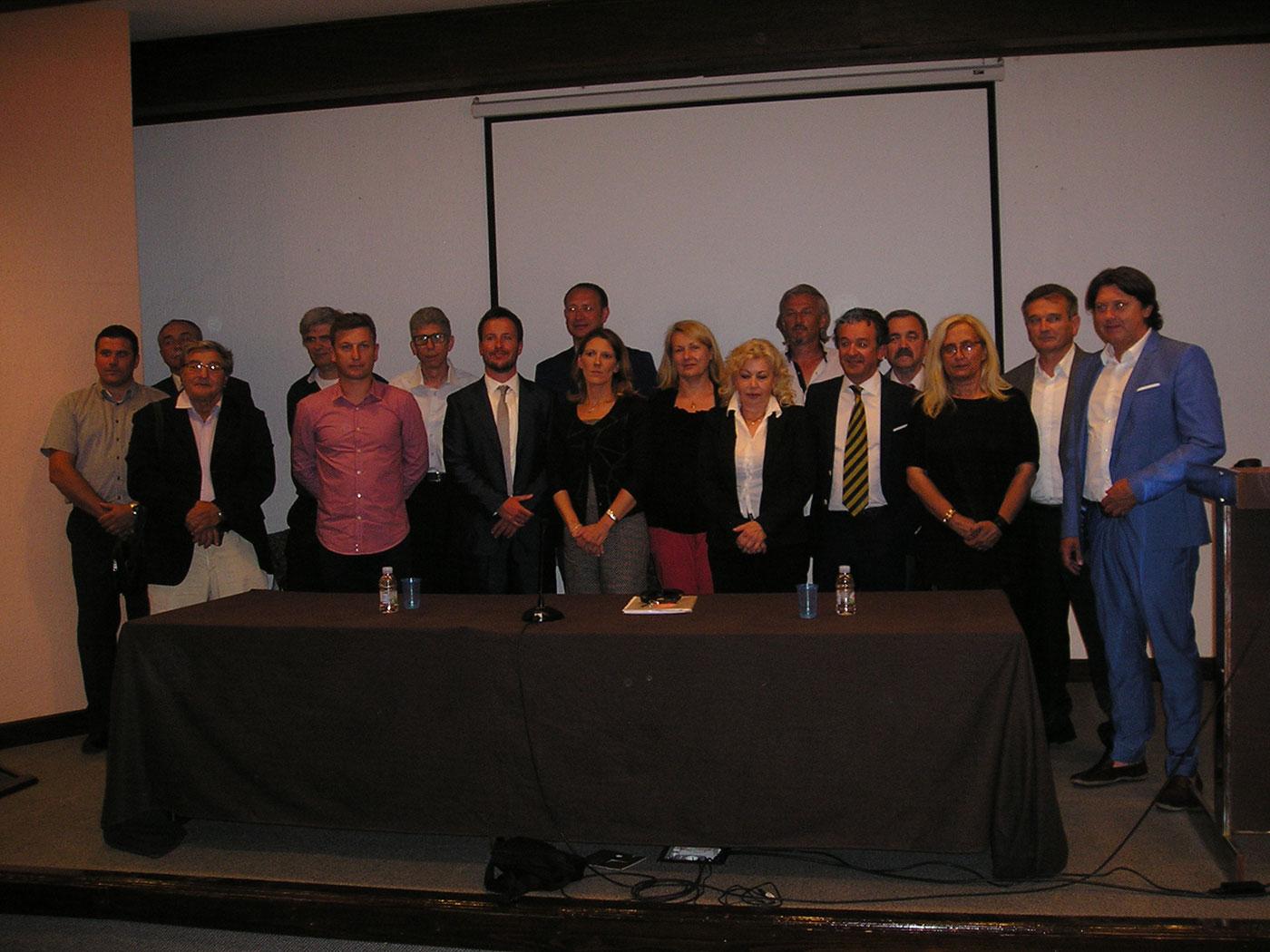 Seconda seduta del Consiglio municipale FORMATI I COMITATI E LE COMMISSIONI DEL CONSIGLIO CITTADINO