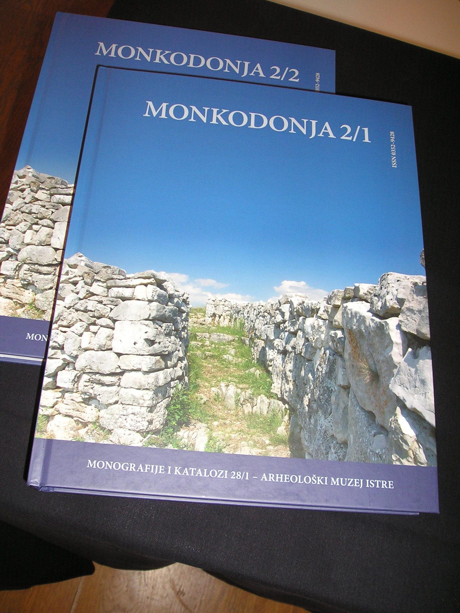 PRESENTATO IL SECONDO VOLUME DELLA MONOGRAFIA SU MONCODOGNO