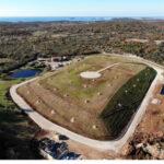 Bonifica e chiusura del primo campo della discarica dei rifiuti comunali Laco Vidotto 2