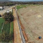 Bonifica e chiusura del primo campo della discarica dei rifiuti comunali Laco Vidotto 1