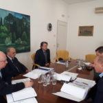 Sastanak s pomoćnikom ministrice kulture
