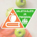 Logo Savjetovališta za prehranu