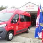 Novo vozilo za DVD Rovinjsko Selo