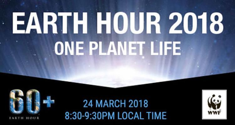 La Città di Rovinj-Rovigno prenderà parte all'azione L'ora della Terra