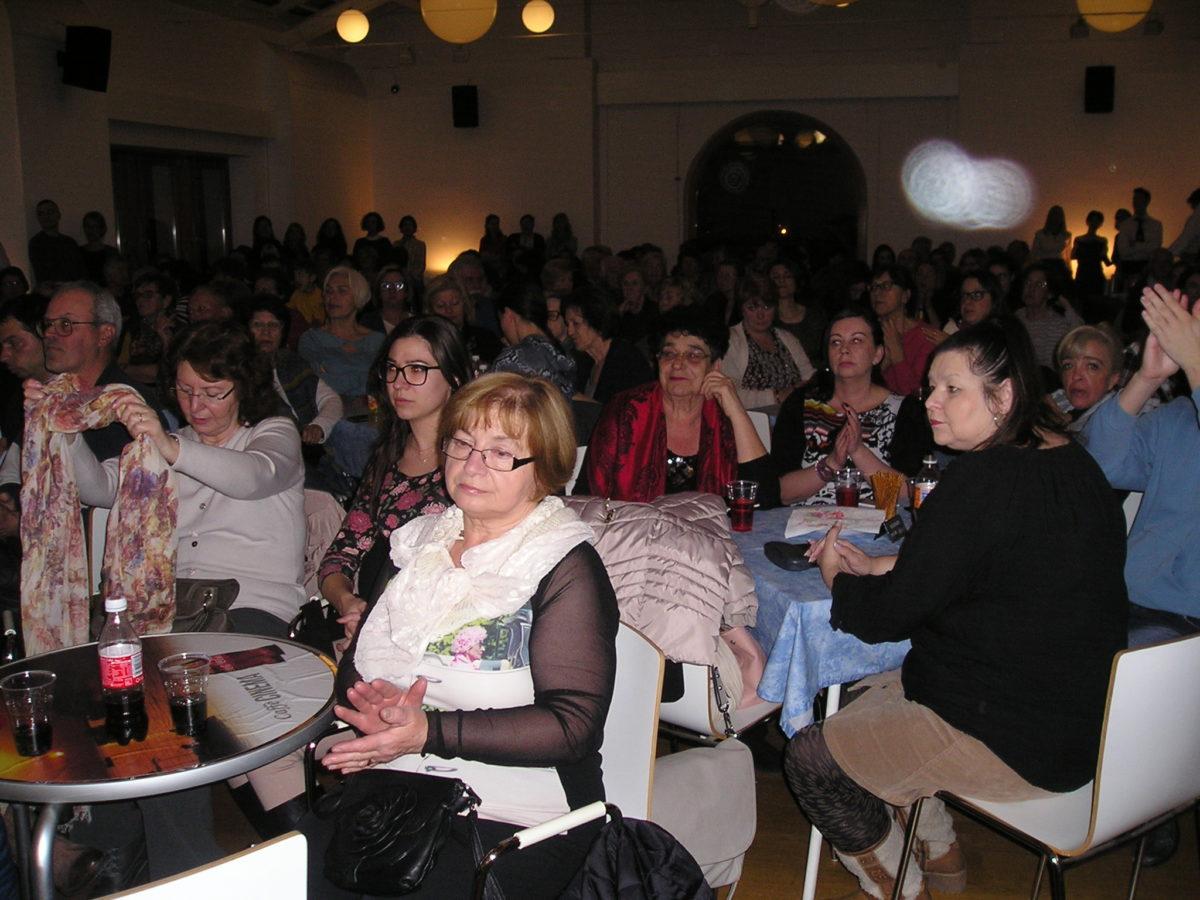 Concerto di beneficenza dell'Associazione «Žena-Donna» - glavna fotografija