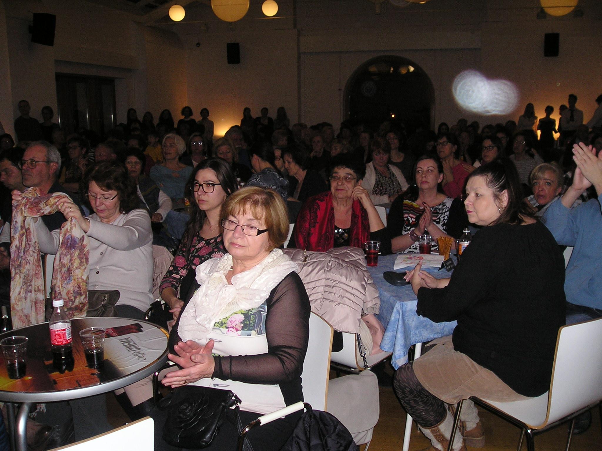 Concerto di beneficenza dell'Associazione «Žena-Donna»