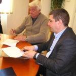 Firmati i contratti d'affitto per la zona imprenditoriale Gripole-Spiné 2