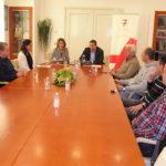 Firmati i contratti d'affitto per la zona imprenditoriale Gripole-Spiné 3