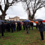 """Sono state posate le ghirlande in occasione dell'anniversario di fondazione del battaglione """"Pino Budicin"""" 1"""