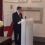 """Celebrato l'anniversario della formazione del battaglione """"Pino Budicin"""" 4"""