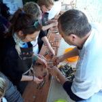 L'Accademia della cucina nella taverna rovignese Spacio Matika 2