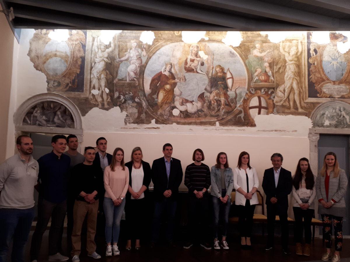 È stato costituito il Consiglio dei giovani della Città di Rovinj-Rovigno - glavna fotografija