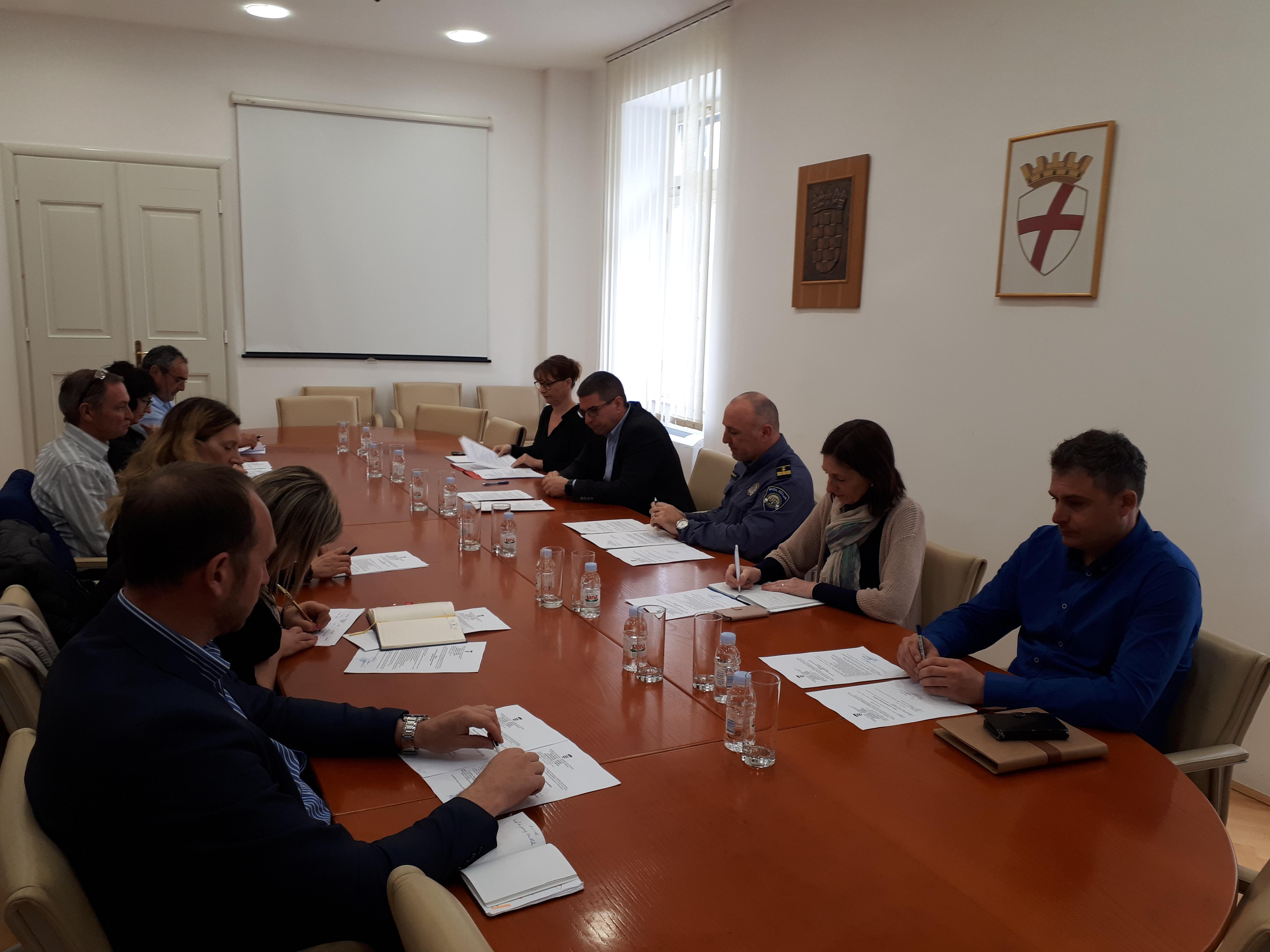 È stato costituito il Consiglio per la prevenzione della criminalità  della Città di Rovinj-Rovigno