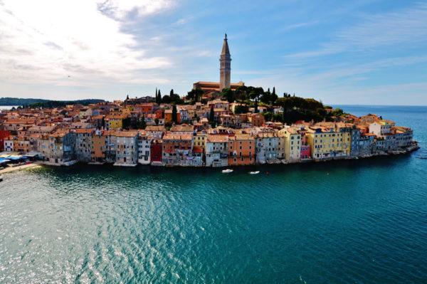 Rovigno – una dei finalisti all'interno della sottocategoria La miglior destinazione per il turismo estivo ricreativo
