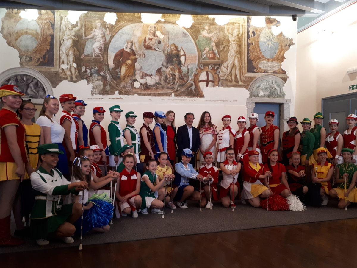 Campionato nazionale delle majorette - glavna fotografija