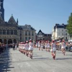 Le majorettes rovignesi in tournee in Francia 4