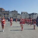 Le majorettes rovignesi in tournee in Francia 5