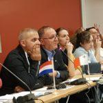 Consiglio generale del The Douzelage – l'associazione delle città gemellate dell'Unione Europea 5