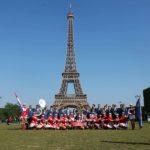 Le majorettes rovignesi in tournee in Francia 7