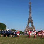 Le majorettes rovignesi in tournee in Francia 8