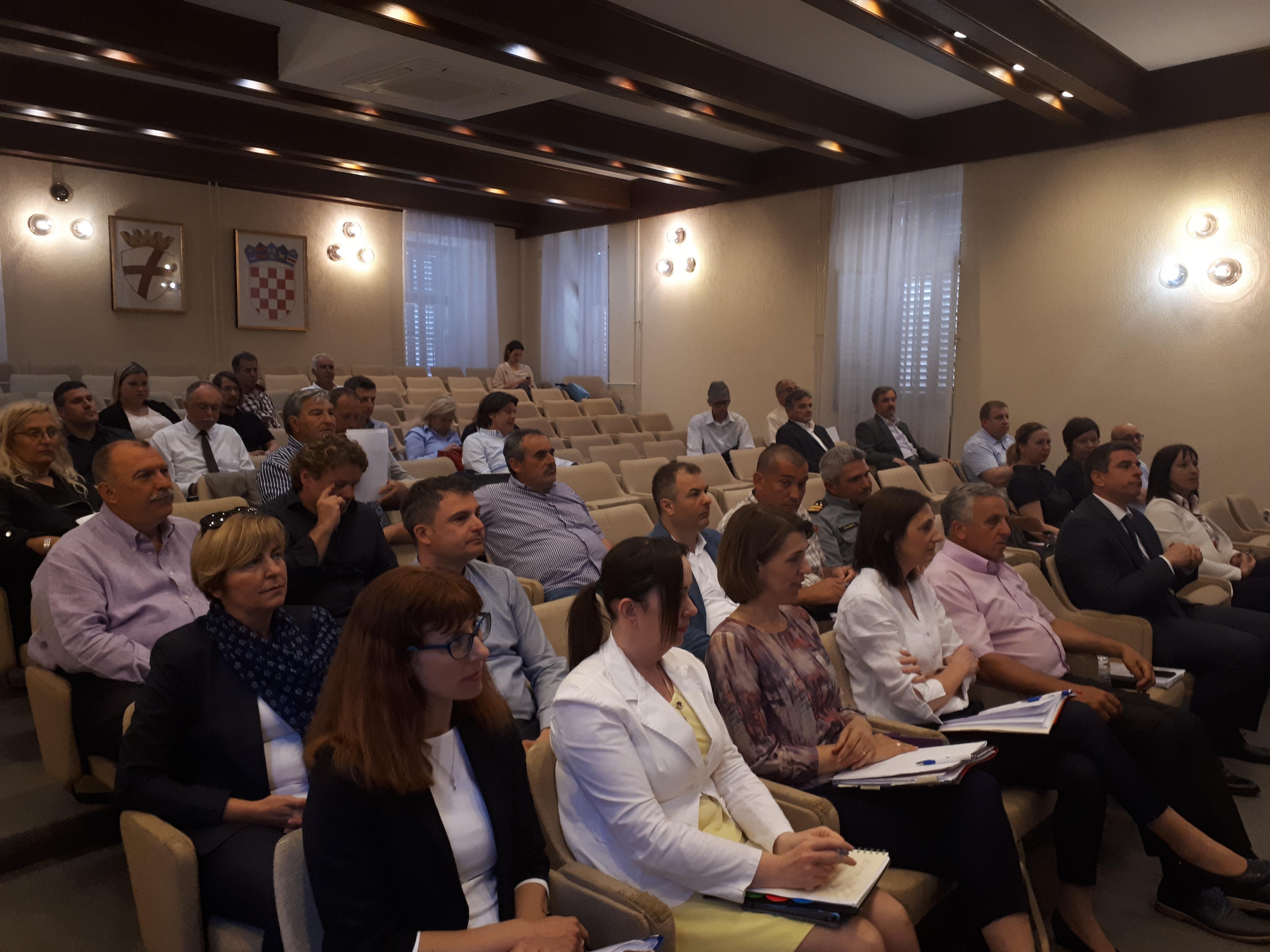 Održana 4. sjednica Gradskog vijeća Grada Rovinja-Rovigno