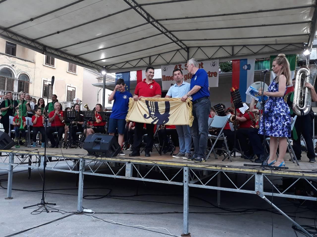 L'anno prossimo la Città di Rovinj-Rovigno ospiterà i 44esimi Incontri delle Bande d'ottoni