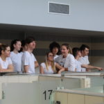 La SMSI in visita all'ospedale Naftalan 3