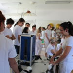 La SMSI in visita all'ospedale Naftalan 4