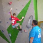 Competizione regionale di arrampicata sportiva 2