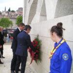 Celebrato il 73.esimo anniversario della liberazione della Città 2