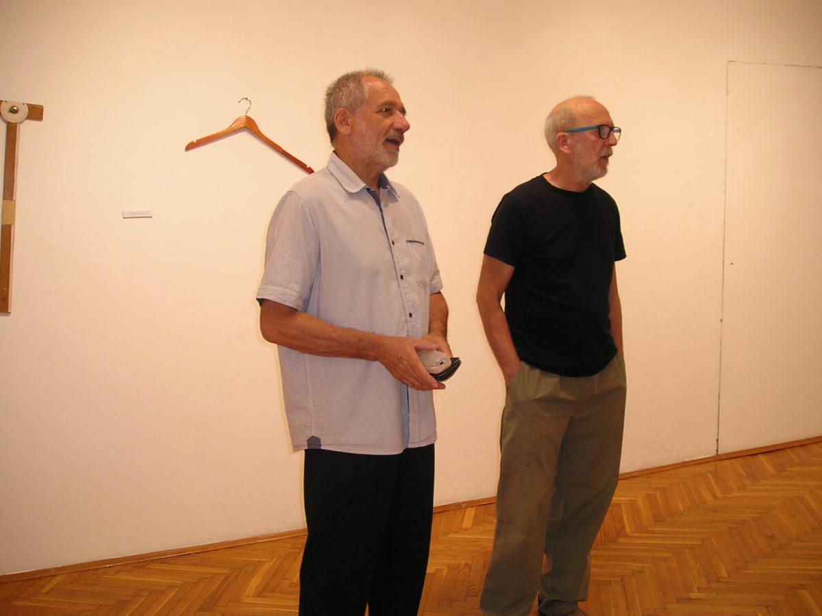 Aleksandar Garbin espone al Museo della Città - glavna fotografija