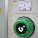 Collocato il primo defibrillatore mobile 4
