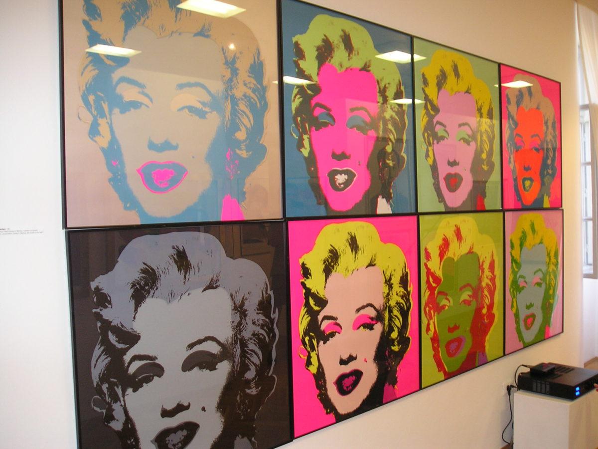 L'arte pop americana al Museo di Rovigno - glavna fotografija