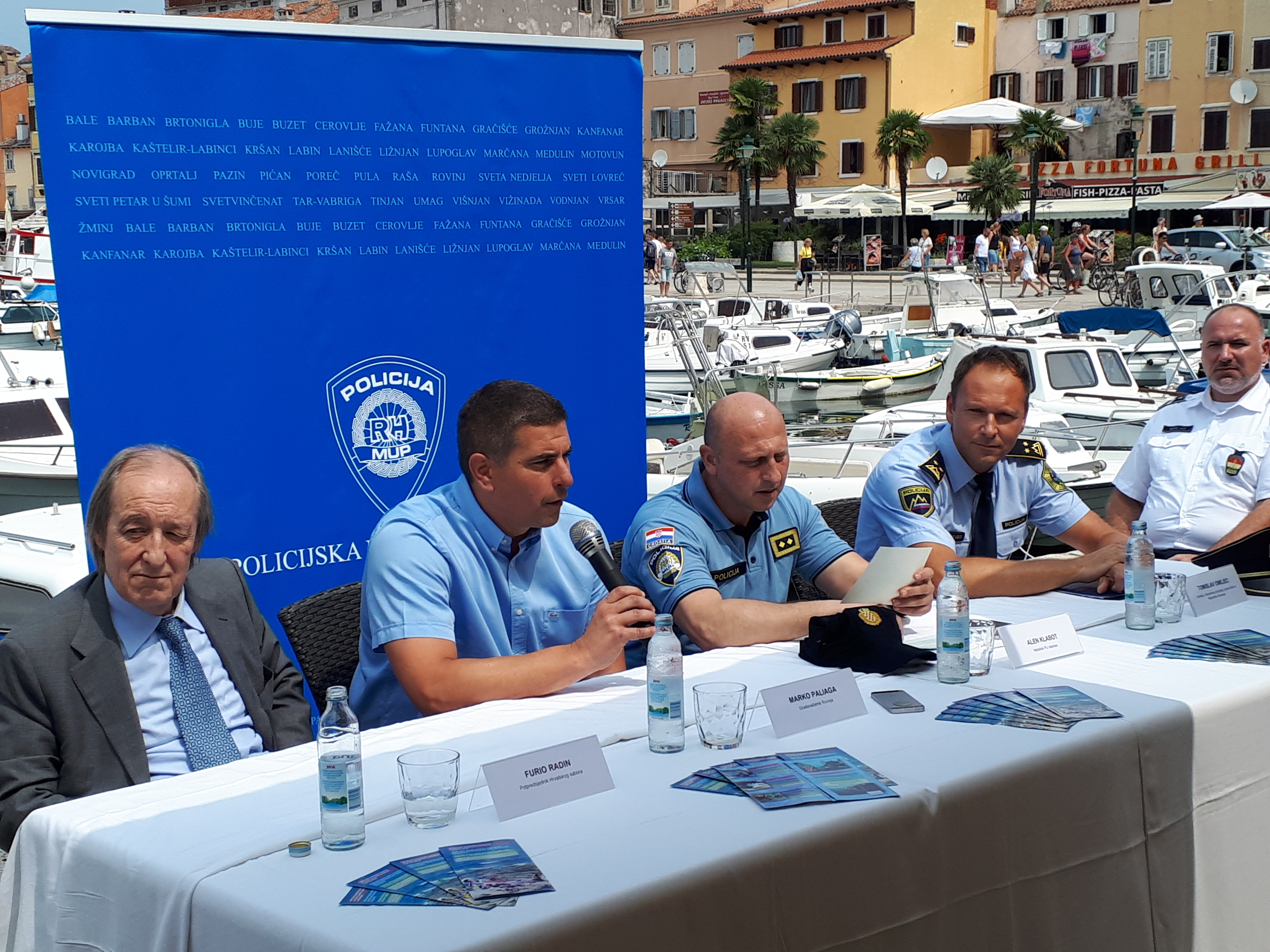 """Progetto """"Stagione sicura"""" anche quest'anno in Istria"""