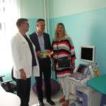 Inaugurata la clinica pediatrica all'Ospedale «Martin Horvat» 3
