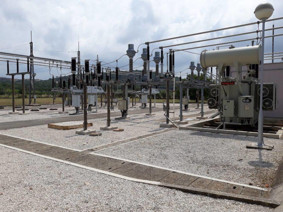 Ricostruita la stazione di trasformatori elettrici Monte di Torre a 20kV - glavna fotografija