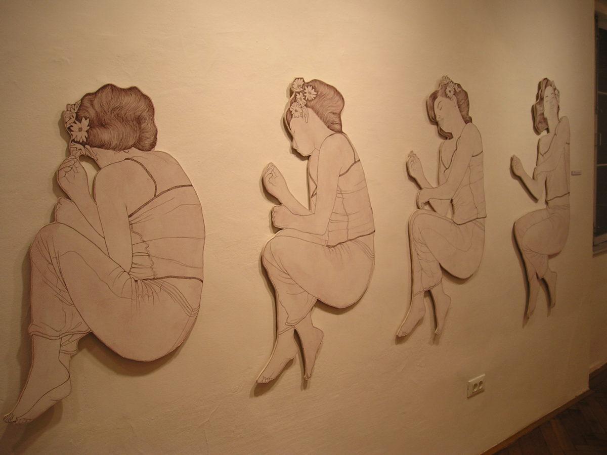Inaugurata al Museo la mostra della Colonia artistica - glavna fotografija