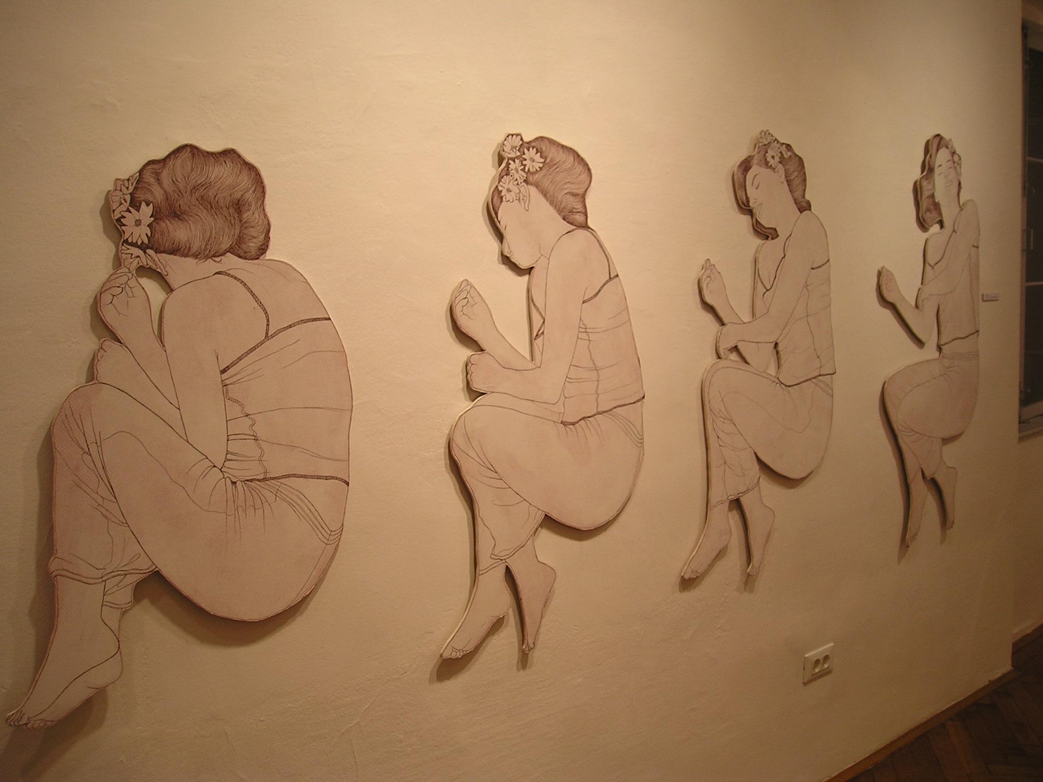 Inaugurata al Museo la mostra della Colonia artistica