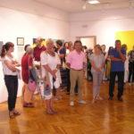 Inaugurata al Museo la mostra della Colonia artistica 7