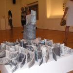 Centro multimediale, impressioni scolpite nella ceramica 1