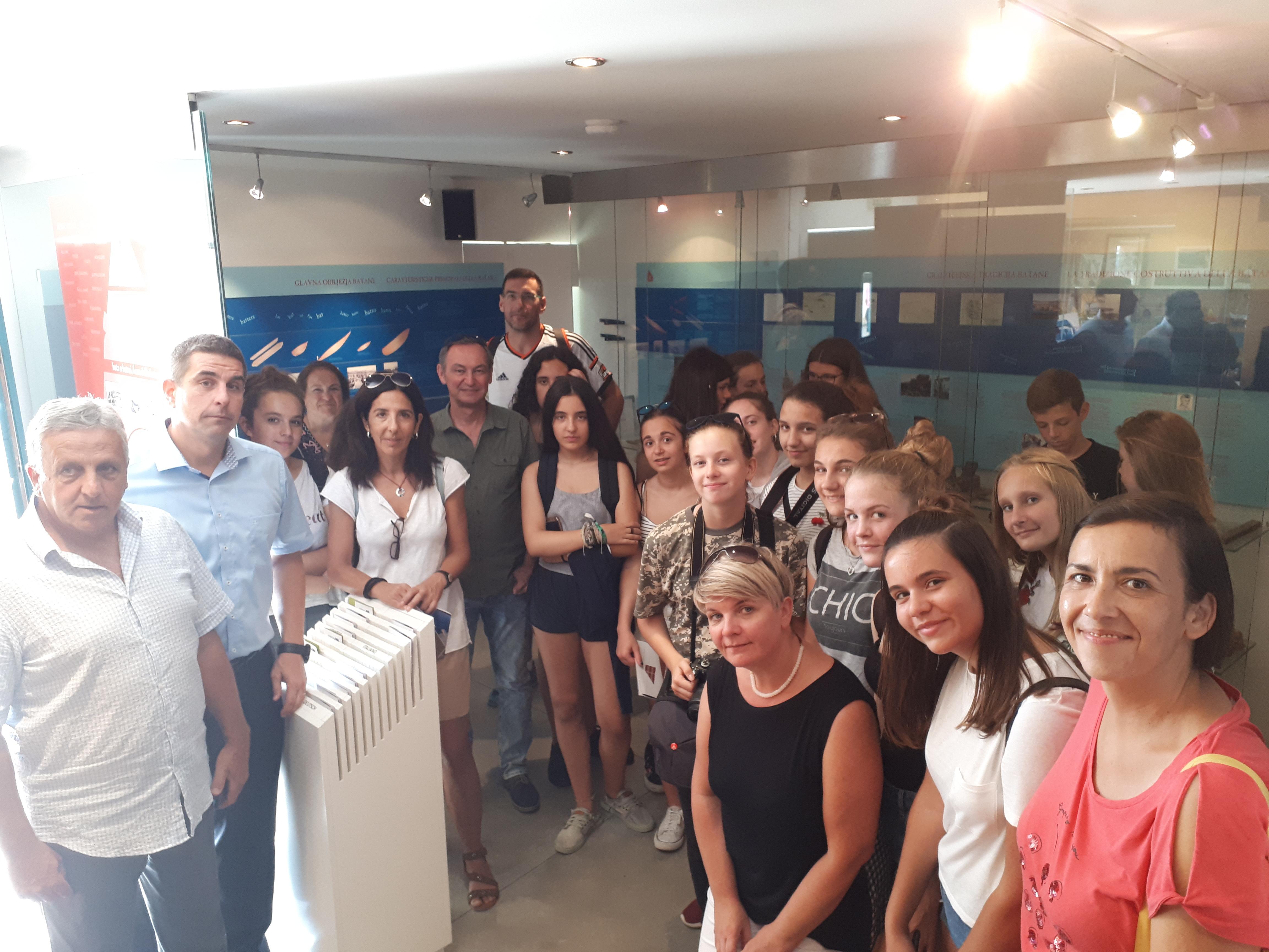 Uzvratni posjet učenika iz Španjolske našoj OŠ J. Dobrile