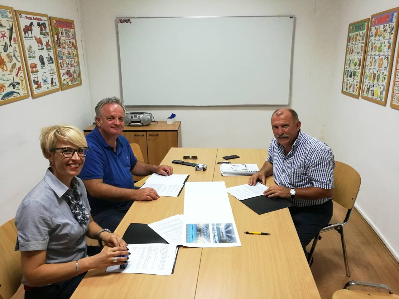 Potpisan Ugovor o izradi glavnog projekta za izgradnju bazena u kompleksu bolnice dr. Martin Horvat u Rovinju