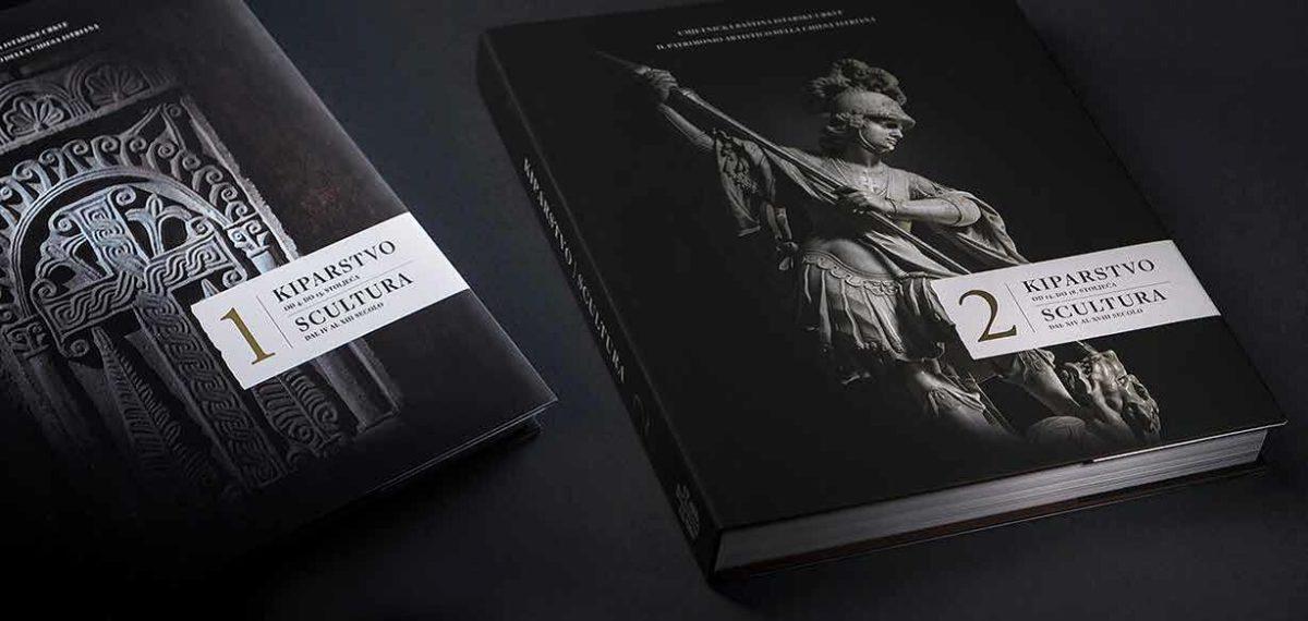 Presentazione dei volumi La scultura dal IV al XIII secolo e La scultura dal XIV al XVIII secolo - glavna fotografija