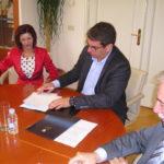 Firmati i contratti per le linee di credito destinate allo sviluppo dell'artigianato e dell'imprenditoria 2