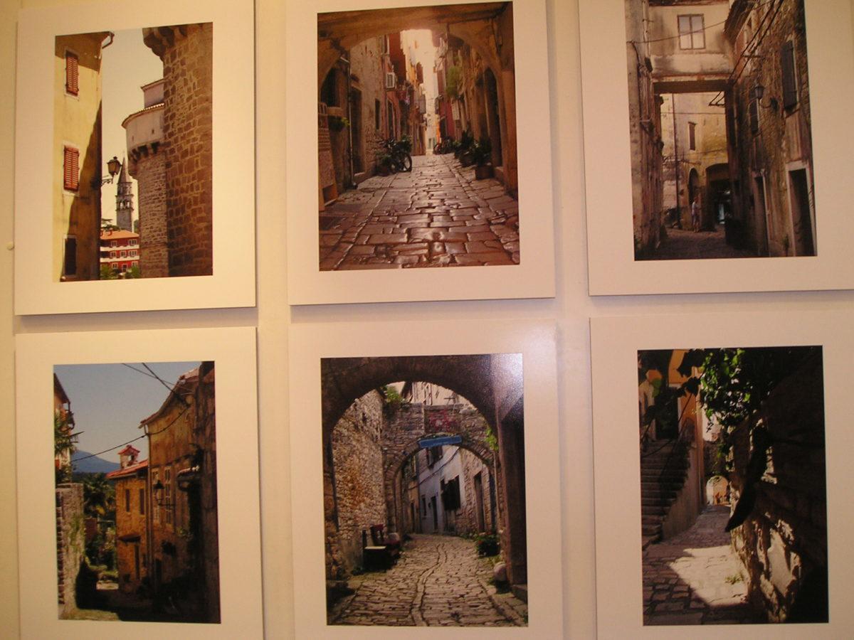 Mostra: Istria – ambiente, patrimonio culturale - glavna fotografija
