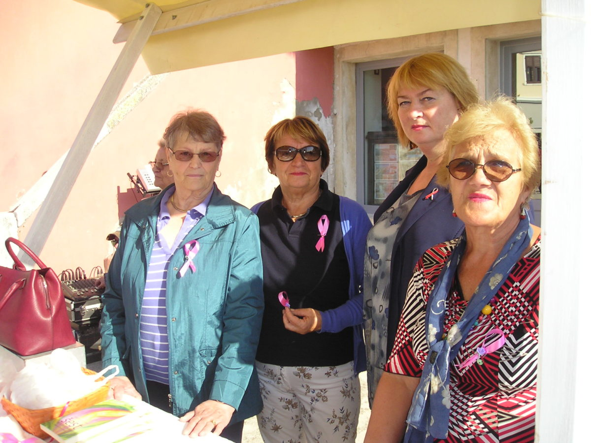 Festeggiata la giornata del fiocco rosa - glavna fotografija