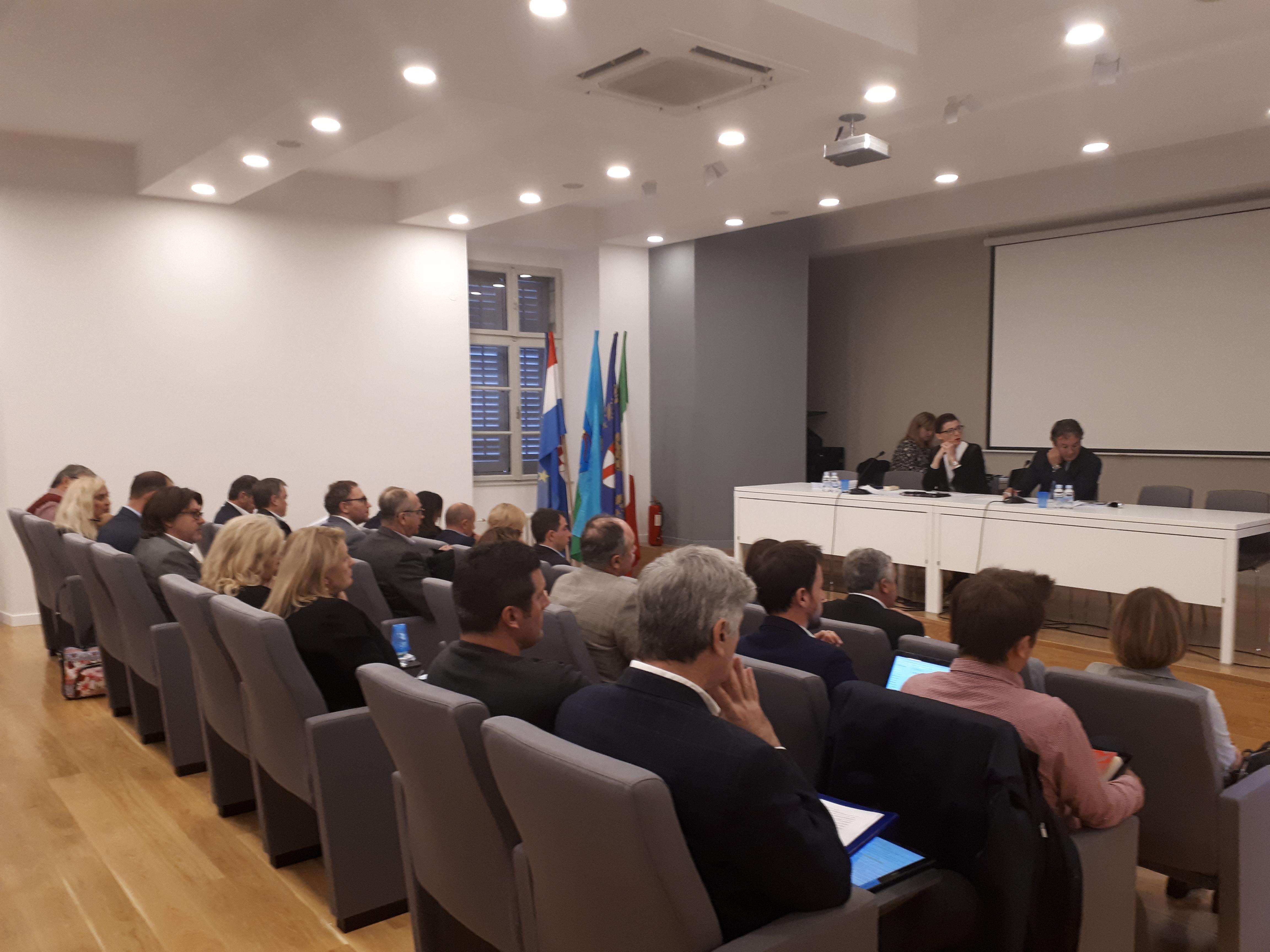 Održana 9. sjednica Gradskog vijeća Grada Rovinja-Rovigno